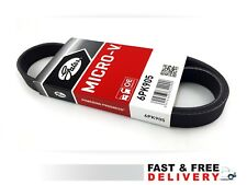 GENUINE GATES V-RIBBED DRIVE BELT FOR AUDI MINI VW SEAT 6PK905 *FAST DELIVERY*