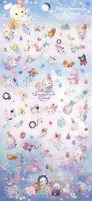 San-X Bottle Tears Sentimental Circus Transparent Sticker Sheet (31901)~KAWAII!!