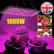 More details for 1000w led grow light hydroponic full spectrum indoor veg flower plant lamp panel