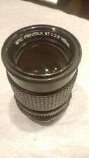 SMC Pentax 67 165mm f/2.8 MF Lens for 6x7 67 67II US based.  Excellent condition