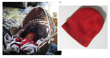 FUTURE MAN Screen Used HERO - BABY KRONISH KNIT RED HAT Production Worn Prop