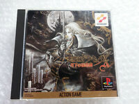 Akumajo Dracula X + Artbook/Music CD/Registration Sony PS1 Playstation Japan
