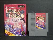 Double Dragon (Nintendo Entertainment System, 1988) NES Boxed
