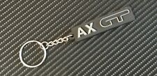 Citroen AX GT Key Ring Retro