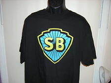 Shaw brothers logo T-shirts Get a Free Round 1/4 Mousepad! Run Run Shaw