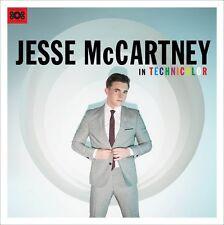 Jesse McCartney - In Technicolor [New CD] Digipack Packaging