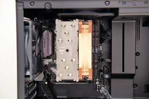 PC ITX i7 7700K 16GB 3200MHz C14 z270i Noctua NH-U12S
