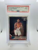 2019 Panini Donruss Optic Rui Hachimura #188 Choice Rookie Card PSA 9 Mint!