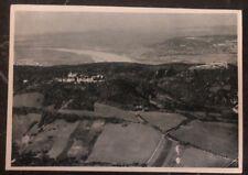 1927 Vienna Austria Balloon Flight Rppc Postcard Cover Ffc To Sopron Hungary