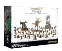 Skaven Corrupting War-Swarm Battleforce Warhammer Age of Sigmar NIB