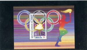 Virgin Islands 1992 Olympics  Scott# 761 Mint NH