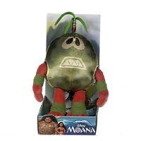 Disney Moana 10 Inch Plush Green Kakamora Soft Toy BRAND NEW