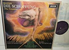 SET 362-3 Haydn The Creation Ameling Krenn Krause VPO Munchinger NB 2LP Box Set