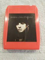 Barbra Streisand - Barbra Joan Streisand - 8 Track Tape