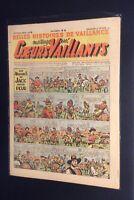 Coeurs Vaillants n°8 .Année 1947 nouvelle série