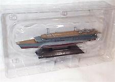 Kaga 1932 Japanese Aircraft Carrier on Plinth 1:1100 Scale new eaglemoss