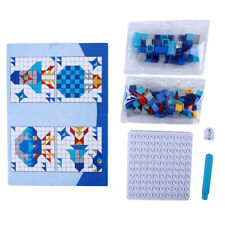 Wood 3D Puzzle Wooden Toys Geometry Shape Cognition Puzzle MA