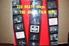 TED HEATH,  PLAYS THE GREAT FILM HITS,  DECCA RECORDS 1959  MINT--