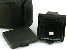 Canon FU-100 Finder Viewfinder Unit for ZR Series Camcorder