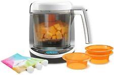 Electric Appliances Baby Infant Food Blender Processor Maker w/ Storage Pouches