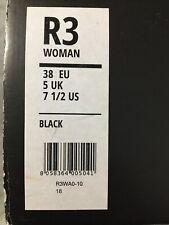NEW Fizik R3 38 EU/ 7 1/2US Black Men's Road Shoes