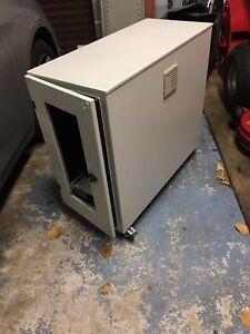 Metal Server Cabinet