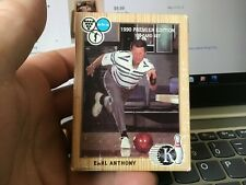 Vintage1990 First Edition of PBA Trading Cards 1990 Premier edition King Pins