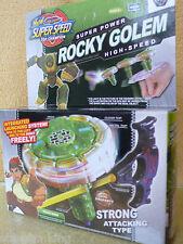 Hongyi Rocky Golem für Beyblade Arena & Duell - Super Power Kampfkreisel