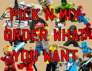 Lego Wall Stickers - 5 sizes available - PICK N MIX