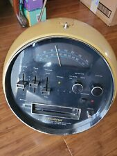 Weltron 2001 8 track player and radio