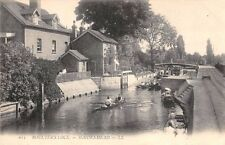 Berks,  BOULTER'S LOCK - MAIDENHEAD,  Boats on the River  - LL # 613