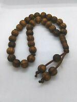 PRAYER BEADS ISLAMIC MASBAHA Tasbih Sibha Tasbeeh Misbaha Rosary 33 Allah سبحه