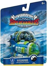 Skylanders Superchargers Vehicle Dive Bomber Character Pack Brand New TOY-0419