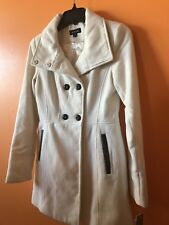 A. BYER coat jacket white XS NICE & CHEAP!!!