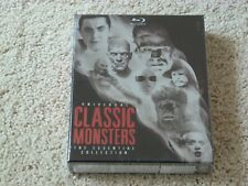 NEW Universal Classic Monsters: The Essential Collection (Blu-ray Disc, 2012,...