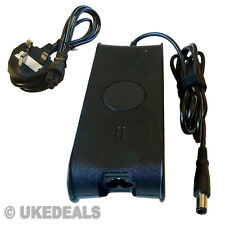 F. DELL LATITUDE D531 ADAPTER LAPTOP MAIN CHARGER PA-12 + LEAD POWER CORD