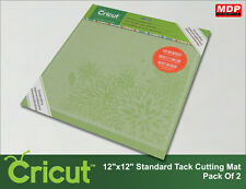"Cricut Cutting Mat 12"" x 12"" Standard Tack - 2 Pack"