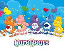 Care Bears # 11 - 8 x 10 Tee Shirt Iron On Transfer
