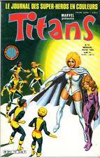 ~*~ TITANS n°73 ~*~ STAR WARS - GUERRE DES ETOILES - LUG