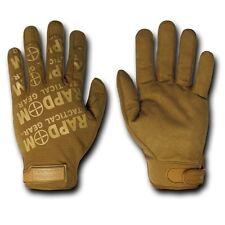 Brown Mechanics Mechanic Work Motorcycle Bike Riding Glove Gloves S M L XL 2XL