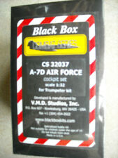 Black Box 1/32 #32037 A-7D Air Force Cockpit Set for Trumpeter Kit