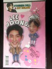 Lee Joon Gi Ki JoonGi Photo Standing Doll Key Holder Set Korea Actor Movie Drama