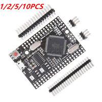 1/2/5/10PCS ATMEGA2560-16AU Mirco USB Development Board CH340G MEGA 2560 Pro R3