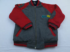 Vtg Mens Lung Club Varsity Letterman Wool Baseball Football Jacket Coat Sz XS