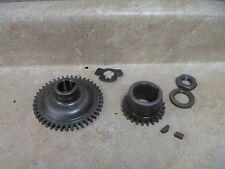 Yamaha 350 YFM WARRIOR YFM350 Used Engine Crank Clutch Gears 1998 YB104