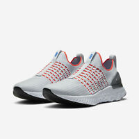 Nike React Phantom Run Flyknit 2 Pure Platinum/Crimson Running Shoes 2020 NEW