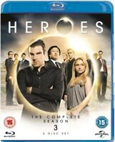 Heroes Stagione 3 Blu-Ray Nuovo (8290237)