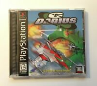 G Darius - PS1 PlayStation 1, 1998 - COMPLETE