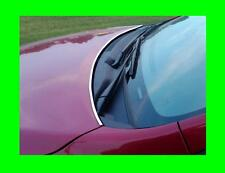 1 Piece Chrome Hood Trunk Molding Trim Kit For Gmc Models
