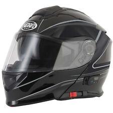 2016 VCAN V271 Blinc 5 Bluetooth Flip Front up Motorcycle Helmet FM Radio Lightning L